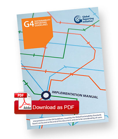 FBRH CSR GRI G4 guidelines part2 Implementation Manual