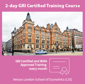 highlights box gri training course